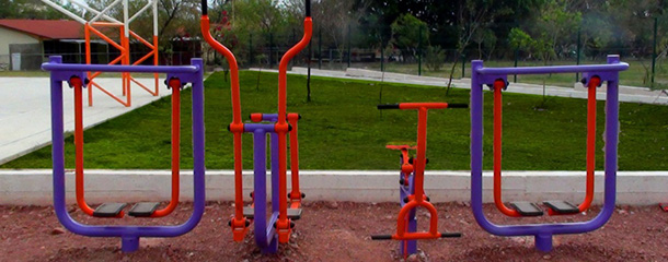 Okstar m xico aparatos de gimnasio al aire libre - Equipamiento de gimnasios ...
